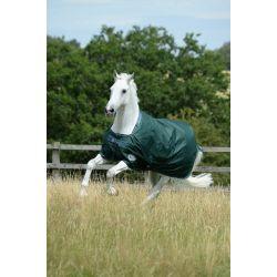 Couverture extérieur cheval Green line 300gr en tissu recyclable - Bucas