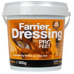 Graisse à pied cheval Farrier Dressing Pro Feet - Naf