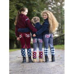 Chaussettes équitation pilou Junior Softie - Horseware