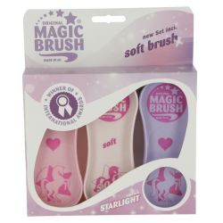 Jeu de brosses Magic Brush