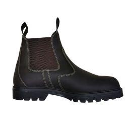 Boots de sécurité Stable Hiver doublé mouton naturel - Cavalhorse