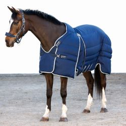 Couverture écurie cheval 400 g Rambo Optimo Stable - Horseware