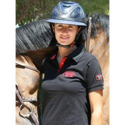Polo femme Key Rider Team Rio - Gpa