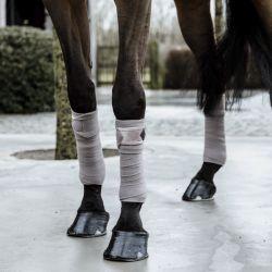 Bandes de polo cheval Velvet Basic x4 - Kentucky