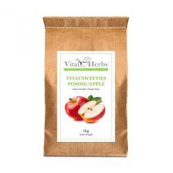 Friandises cheval sans céréales à la pomme - Vital Herbs