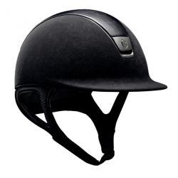Casque équitation Premium (liseret de couleur) - Samshield