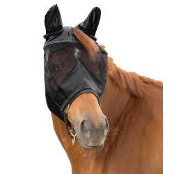 Masque anti-mouche cheval 3 en 1 Premium - Waldhausen