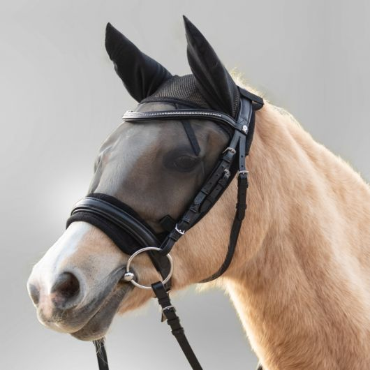 Masque anti-mouche cheval de travail Ride - Waldhausen