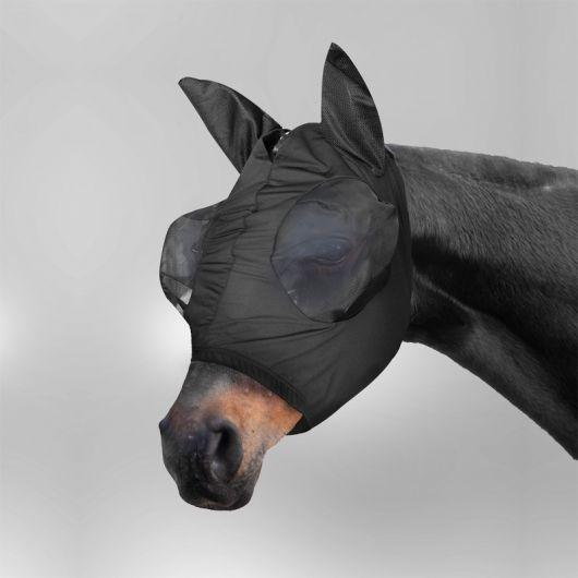 Masque anti-mouche cheval lycra Puck - Waldhausen