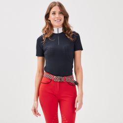 Polo de concours Femme manches courtes Joab - Gaze