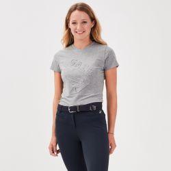 Tee shirt femme Jazzie - Gaze