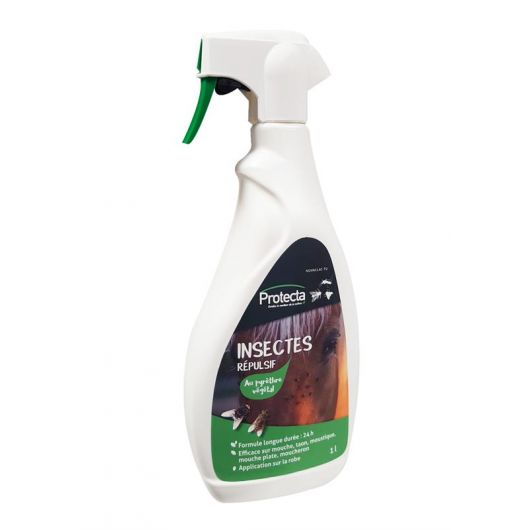 Spray anti-mouche cheval 600 mL R2 Plus - Novaclac