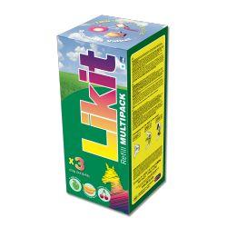 Assortiment Likit - 3 blocs à lécher cheval