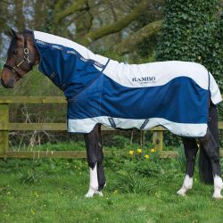 Chemise anti-mouche cheval imperméable Rambo Summer Series - Horseware