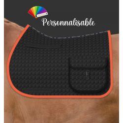 Tapis de randonnée cheval personnalisable - Mattes