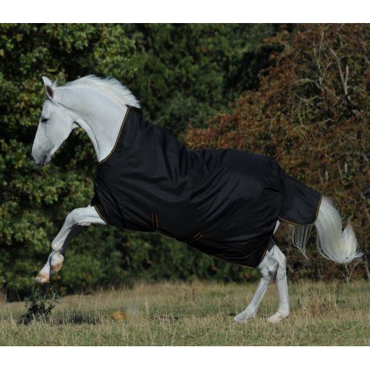 Couverture extérieur cheval 300 g encolure haute Irish Turnout Extra - Bucas