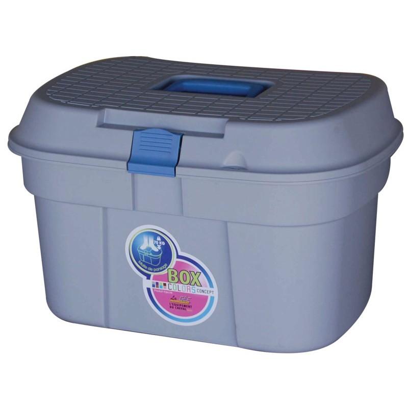 Coffre de pansage Box Colors - La Gée