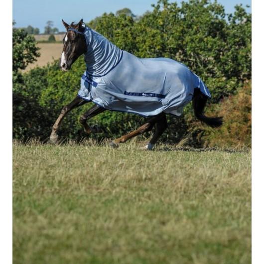Chemise anti-mouche cheval Buzz off avec couvre cou détachable Buzz - Bucas