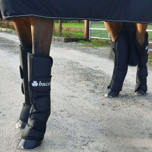 Protections de transport cheval (x4) - Bucas