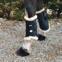 Guêtres cheval en mouton Jubilée - Bucas