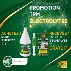 Électrolytes liquides 3,75 L Superlyte - Trm