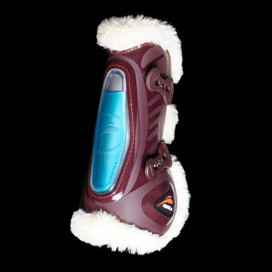 Protège-tendons cheval mouton E-shock Efluigel - Equick