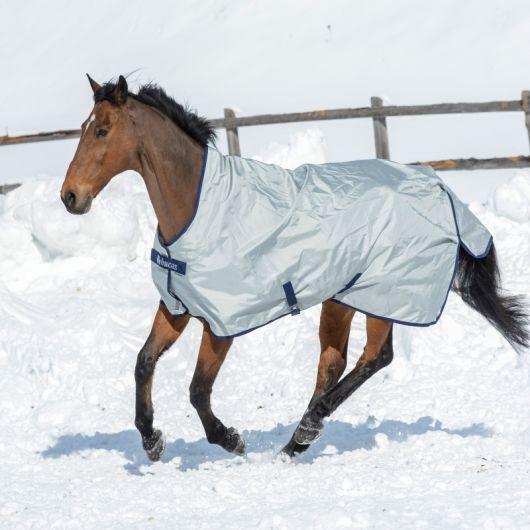 Couverture extérieur cheval encolure haute 300 g Power Turnout Extra - Bucas