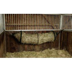 Filet à foin cheval tunnel capacité 11kg