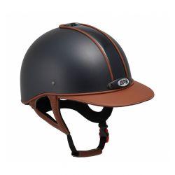 Casque équitation Classic Leather 2X - Gpa