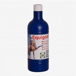 Shampoing chevaux 1 L Equigold - Stassek