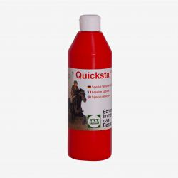 Lessive cuir et laine 500 ml Quickstar - Stassek