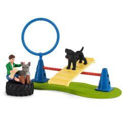 Kit divertissement pour chiens - Schleich