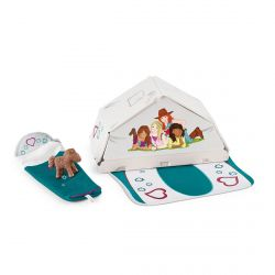Accessoires de camping Horse Club - Schleich