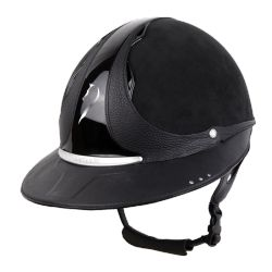 Casque équitation Classic Eclipse Alcantara Swarovski - Antarès