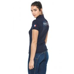 Polo femme Shivah Rider France - Harcour