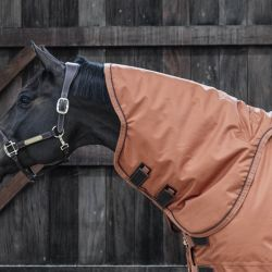 Couvre-cou extérieur cheval 150 g All Weather Pro - Kentucky Horsewear