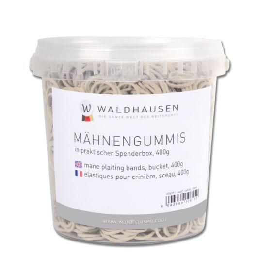 Élastiques à natter 400 g - Waldhausen