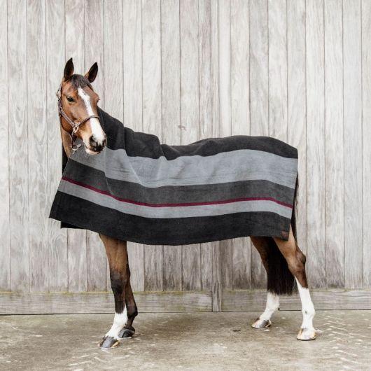 Chemise séchante cheval Heavy Stripes - Kentucky Horsewear