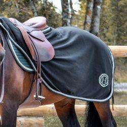 Couvre reins polaire cheval Requiem - Harcour