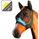 Masques anti-uv cheval