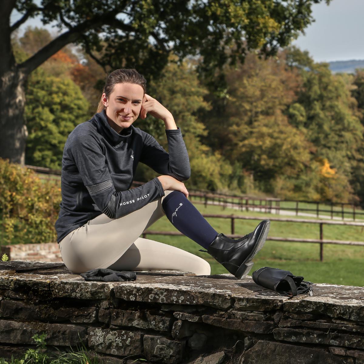 Chaussettes équitation Dyon - Equestra