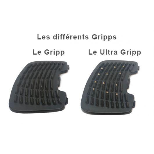 Gripp étriers Green Composite personnalisables Flex On - Equestra