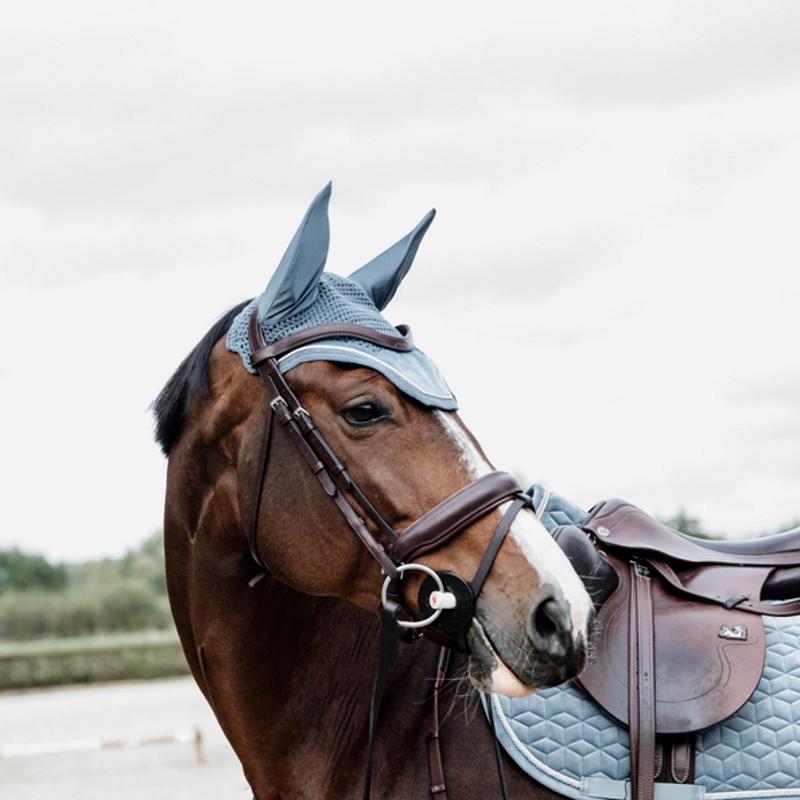 Bonnet anti-mouches Wellington Velvet Kentucky - Equestra