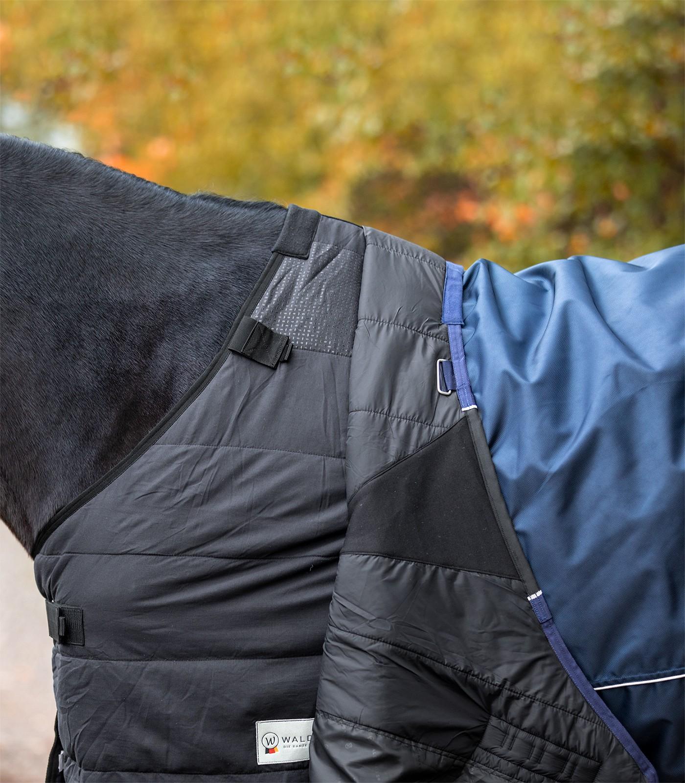 couverture High neck premium 200gr waldhausen - Equestra