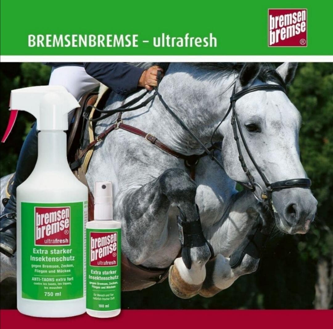 Bremsen Bremse  anti-taons Ultra Fresh Zedan - Equestra