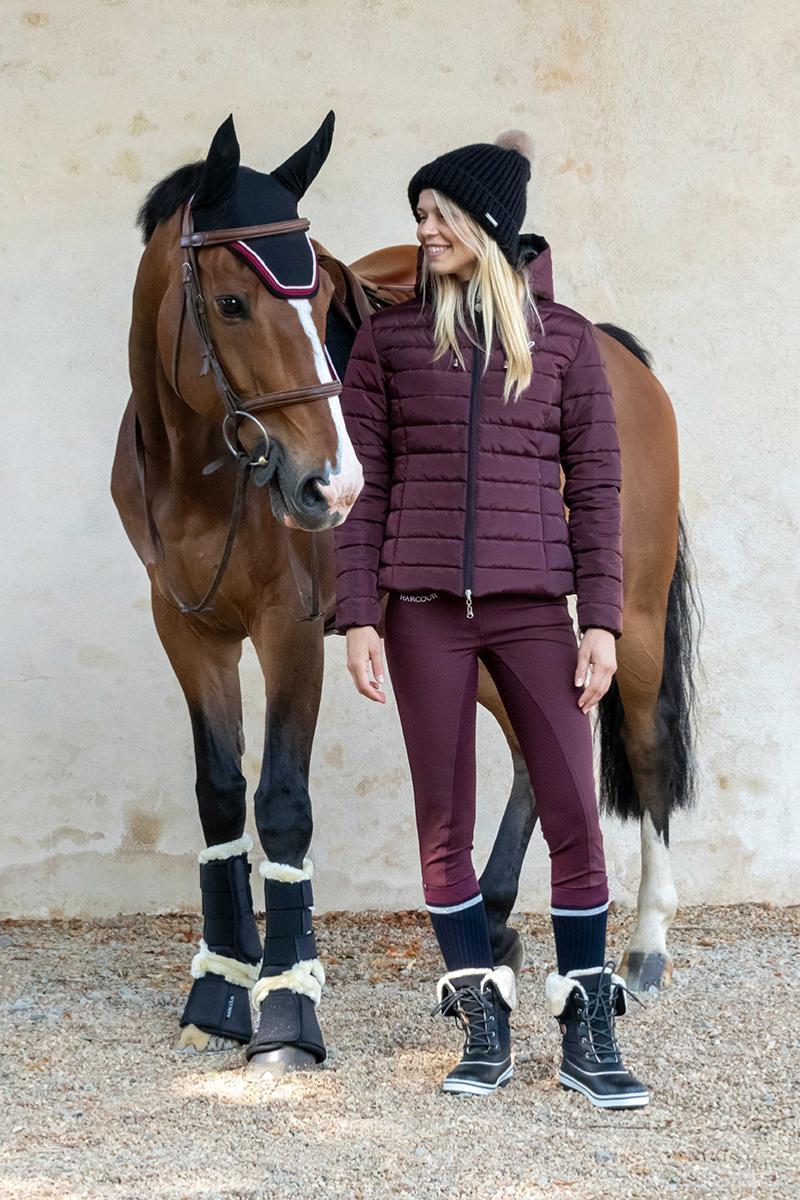 Bonnet anti-mouches James Harcour - Equestra