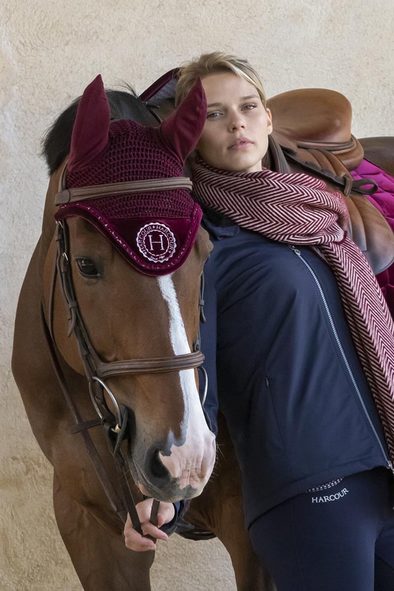 Bonnet anti-mouches John Harcour - Equestra