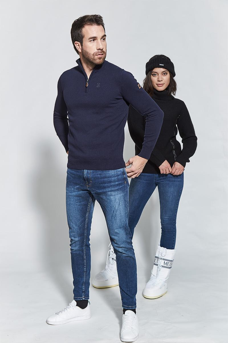 Pull homme douglas Harcour - Equestra