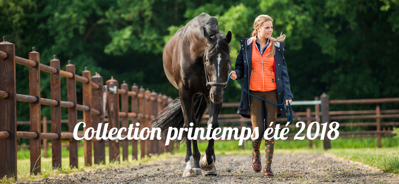 Collection Cavallo printemps été 2018