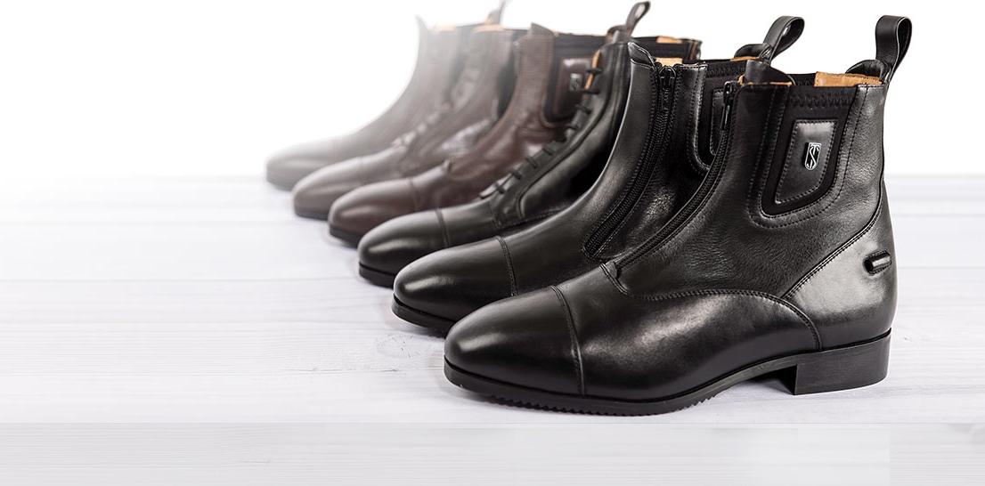fa81ce35e4f Boots d equitation - Equestra